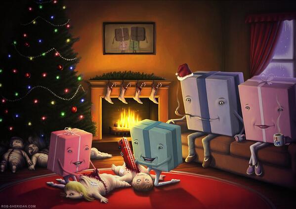 La rivincita dei regali